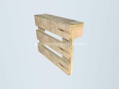 Comment faire un banc avec palettes étape par étape 4