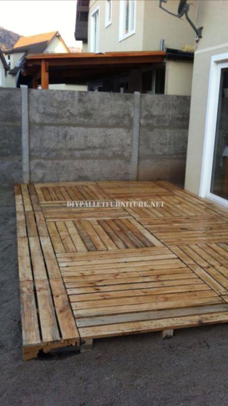 Exemples de meubles en palettes de bois relooker un meuble - Relooker des meubles en bois ...