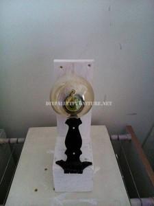 Lampes de chevet faites avec des palettes 7