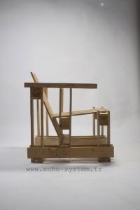 Echo-system propose un design très spécial pour un fauteuil avec palettes 2