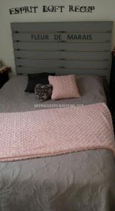 4 bons exemples de têtes de lit de palettes 4