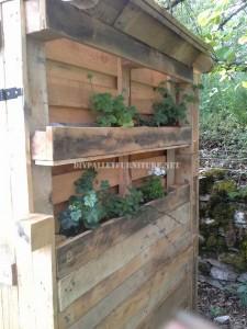 Cabane avec salle de bains 8