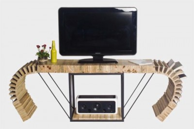 Super design Meuble TV 2