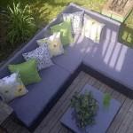 Top 30 des meubles de palettes pour votre jardin