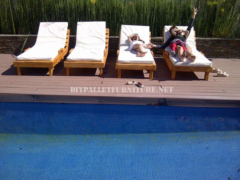 des exemples de palettes longues pour une piscine 3meuble en palette meuble en palette. Black Bedroom Furniture Sets. Home Design Ideas
