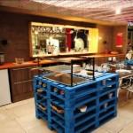 Les 22 meilleures idées de meubles de palettes pour votre cuisine