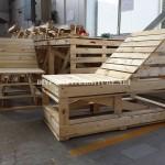 Projette de construire une palette chaiselongue modulaire