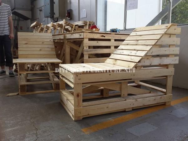 Projette de construire une palette chaiselongue modulaire 1