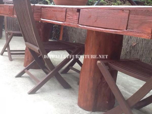 Rustique table de jardin 3