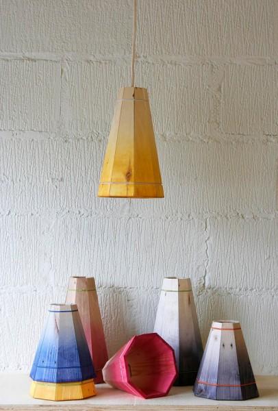 Lampe suspension avec la palette planche 4