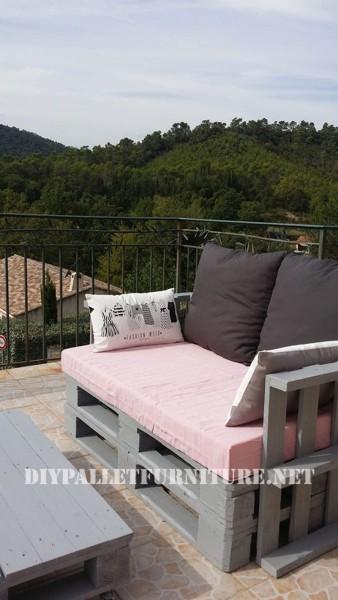 Les canapés de palettes de Marie pour la terrasse 4