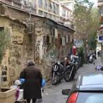 La revitalisation urbaine avec des palettes