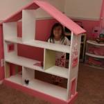 Dollhouse avec palettes planches
