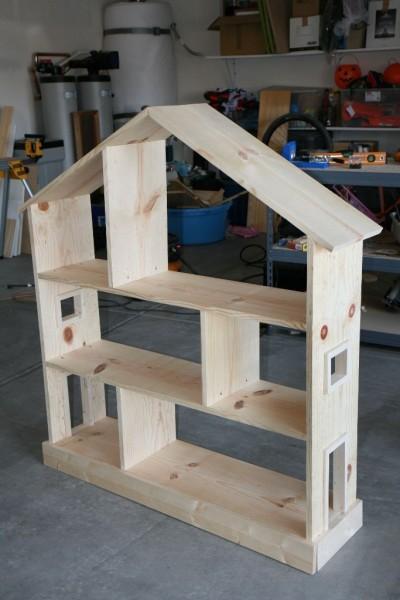 Dollhouse avec palettes planches 2