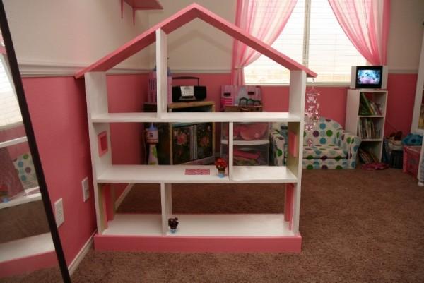 Dollhouse avec palettes planches 3
