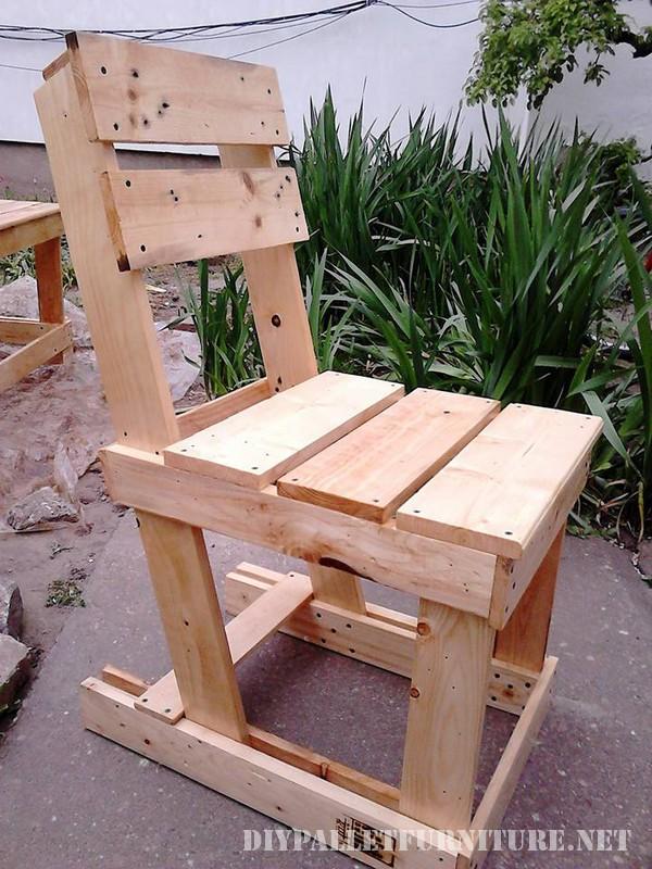 Table et chaises set pour la terrasse 3