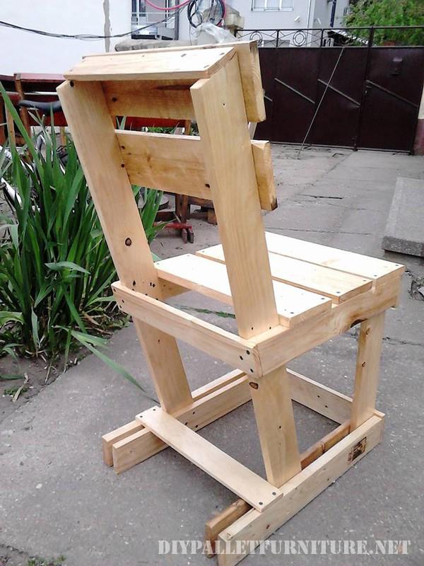 Table et chaises set pour la terrasse 4