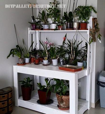 Mobilier de jardin en palette bois pictures to pin on - Meuble de jardin en palette de bois ...