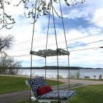 Etape par étape comment faire un swing avec des palettes