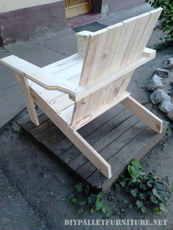 Chaise de jardin avec palettesMeuble en Palette | Meuble en Palette