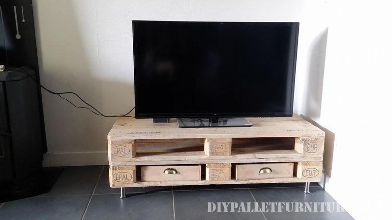 Mobilier petite TV 1