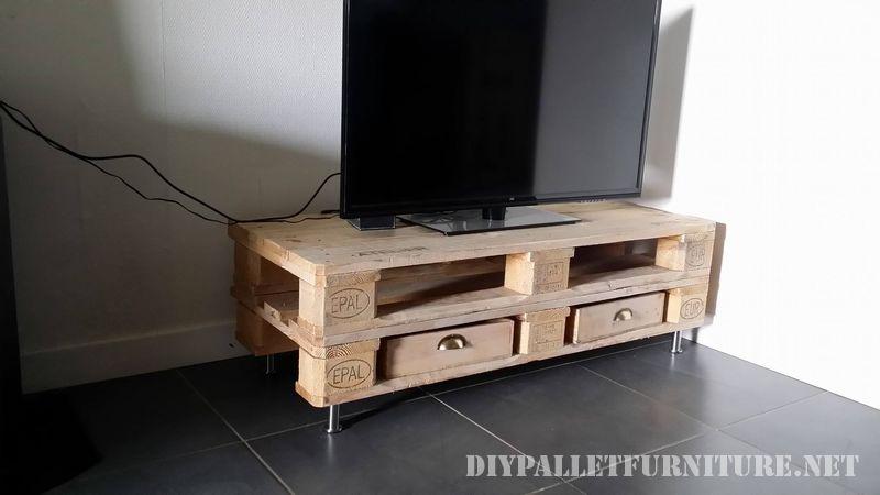 Mobilier petite TV 2