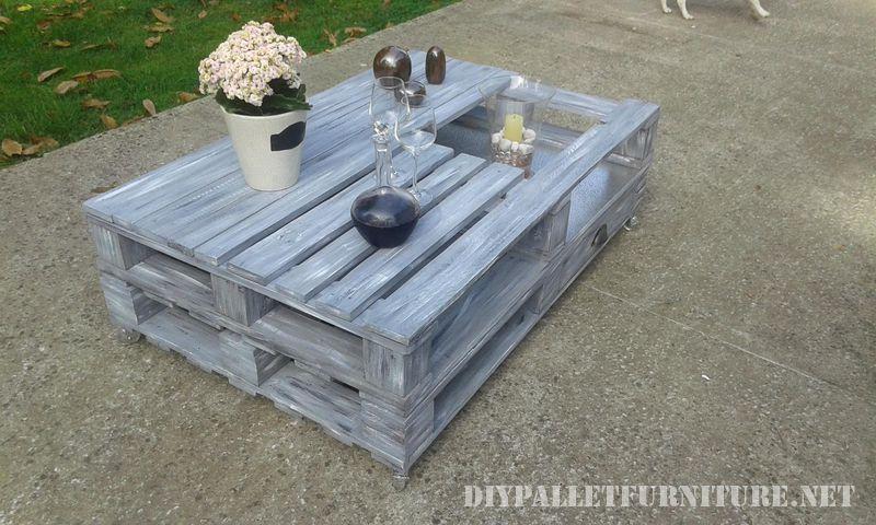 Petite table pour le jardin 4