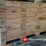Grand tiroir fait avec Europalets