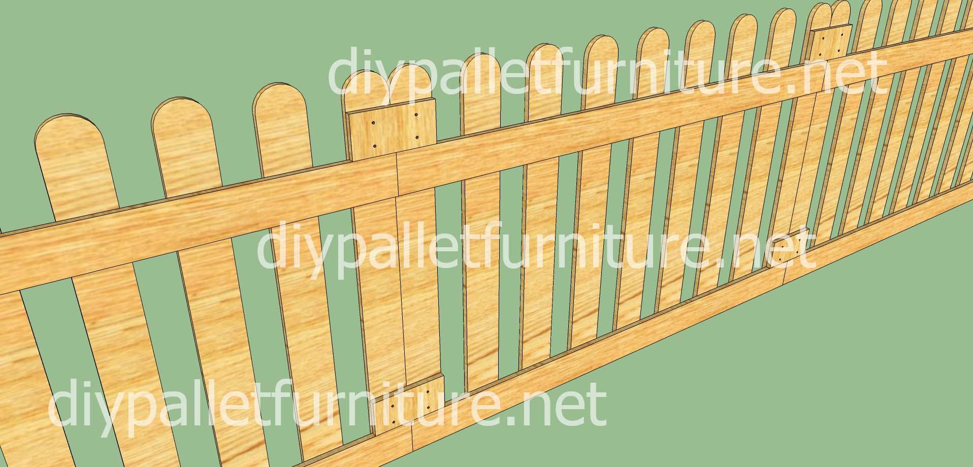 Barriere En Palette Bk01 Humatraffin